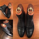 My own design bespoke Lobbs boots