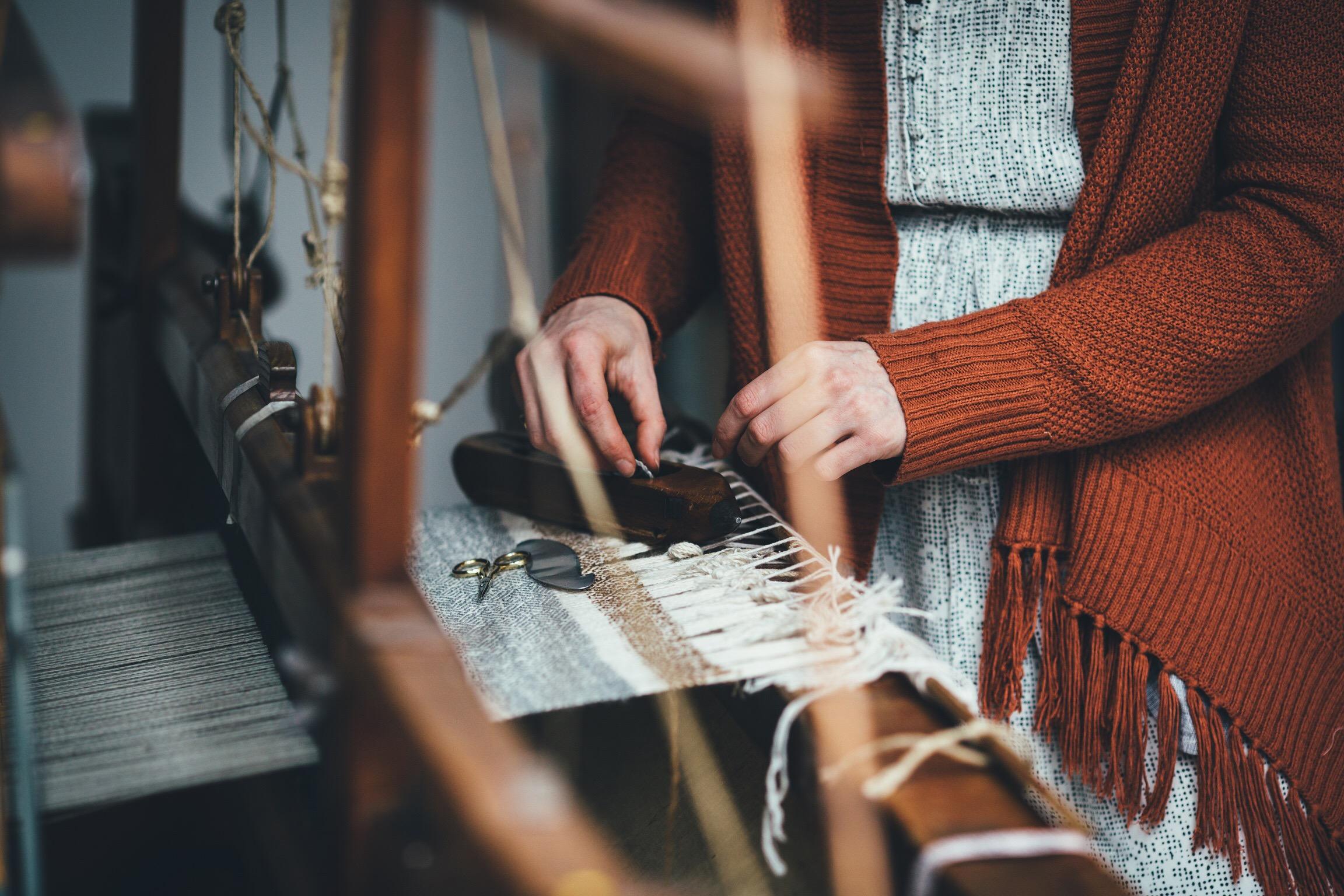 araminta campbell hand weaving studio ciara 7